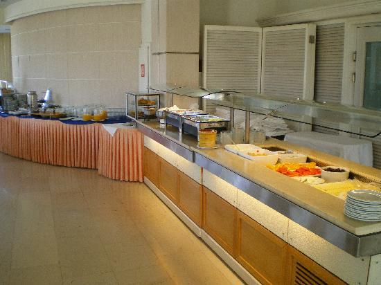 BEST WESTERN Hotel Fenix: Frühstücksbuffet