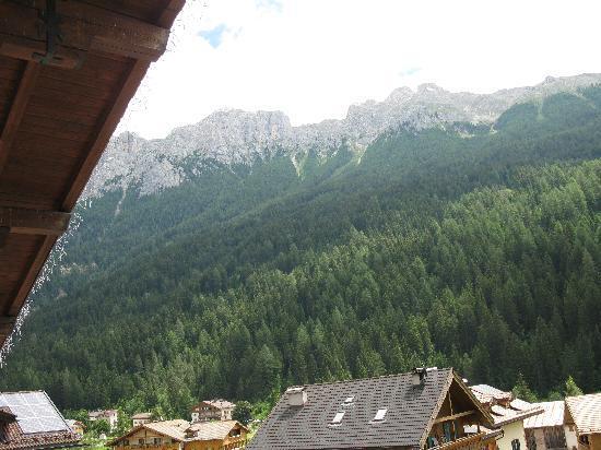 Hotel Malder: vista dalla stanza