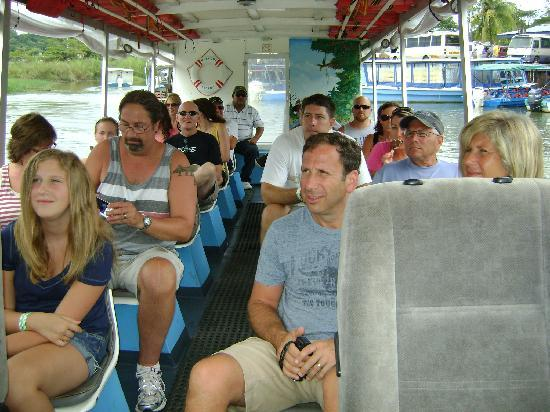 Puerto Limon, Costa Rica: Canal Tour