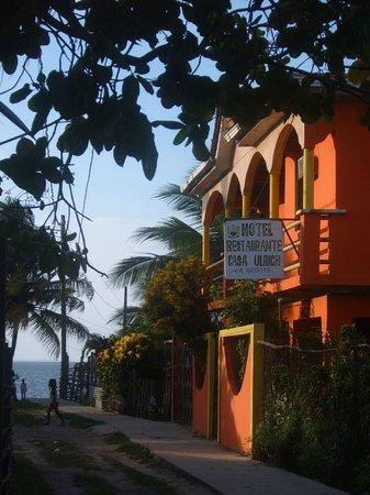 Pearl Lagoon, نيكاراجوا: Hotel Casa Ulrich
