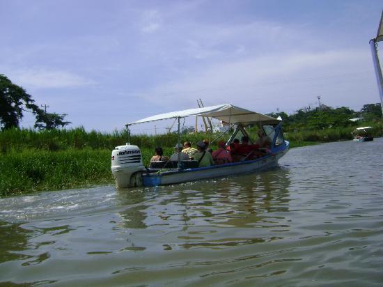 Puerto Limon, Costa Rica: Canal