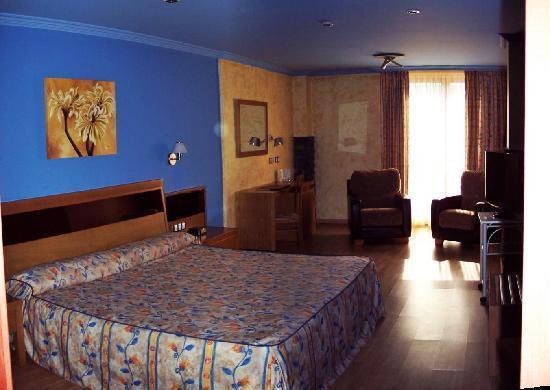 Hotel Villa Pasiega: Habitación normal
