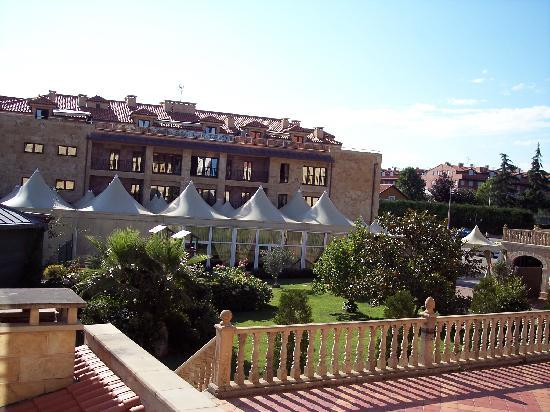 Hotel Villa Pasiega: Vistas desde la habitación