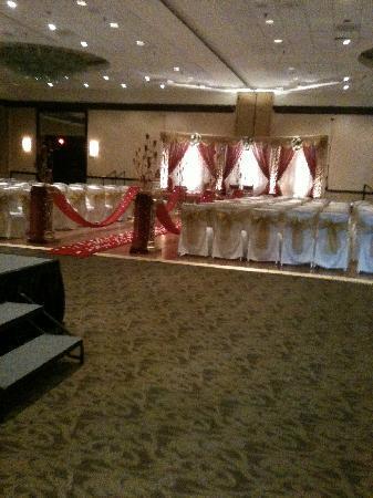 The Westin Princeton At Forrestal Village View Of Wedding Venue
