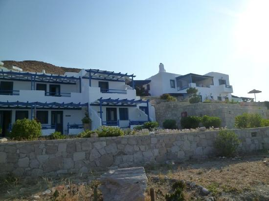 Psaravolada Resort: Hotel