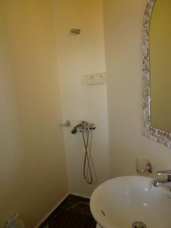Psaravolada Resort: Bathroom