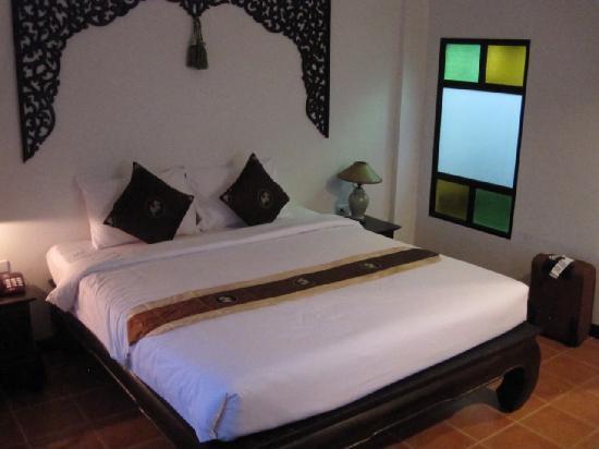WangBurapa Grand Hotel: Standard room