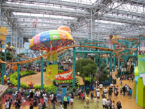 Nickelodeon park mall of america coupons