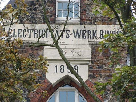 Museum am Strom - Hildegard von Bingen