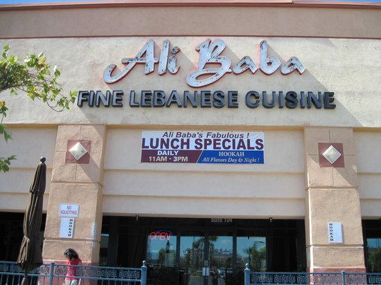 Ali baba picture of ali baba cuisine las vegas for Ali baba cuisine
