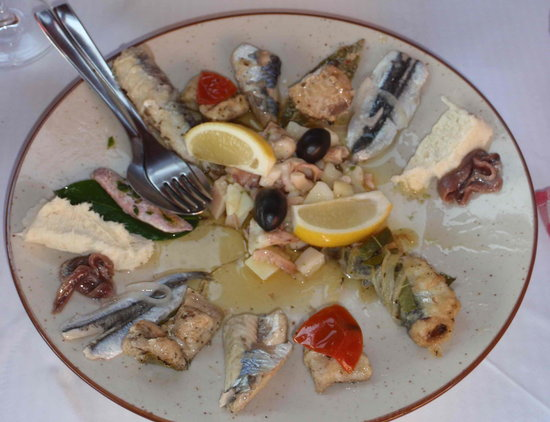 Photo of Seafood Restaurant Konoba Batelina at Chimulje 25, Pula 52100, Croatia