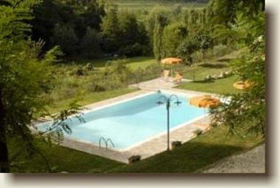 Montopoli in Val d'Arno, Italy: piscina