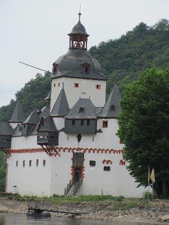 Kaub, Germany: exterior
