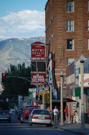 Hotel Nevada Ely Nv