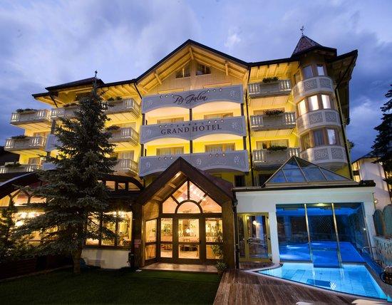 Hotel Piz Galin: Esterno