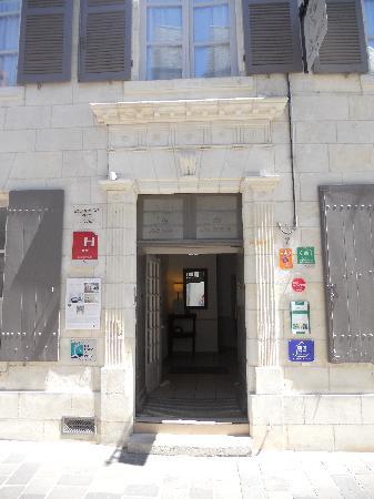 Hotel de Biencourt: Entrée