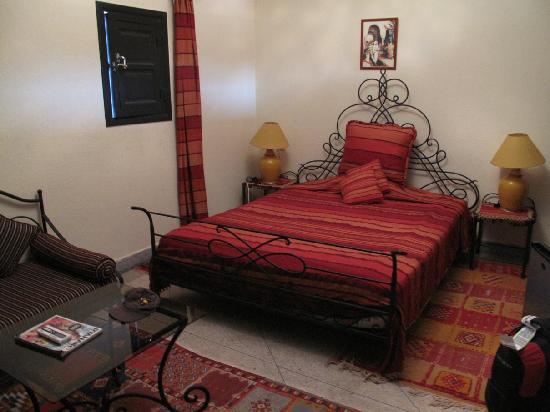 riad losra : The room I stayed