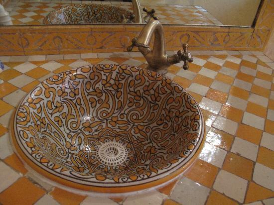 riad losra : Bathroom