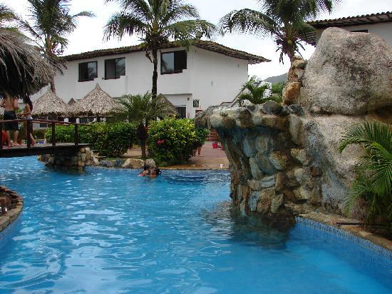 Isla Caribe Beach Hotel : Piscina del área Cascada