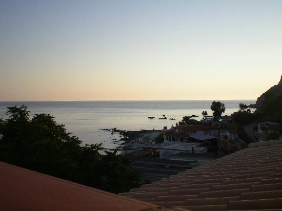 Hotel Village Eden : vista dalla terrazza