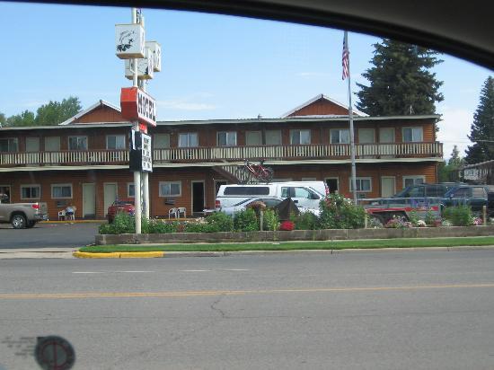 A-B-C Motel: ABC Motel