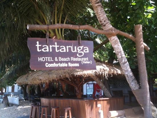 Tartaruga Hotel & Beach Restaurant: Tartaruga