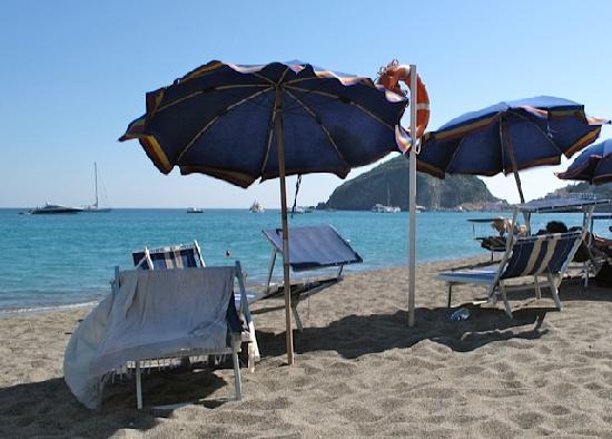 Hotel Villa Campo: spiaggia dei maronti