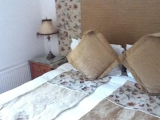 Afon Gwyn Country House: bed