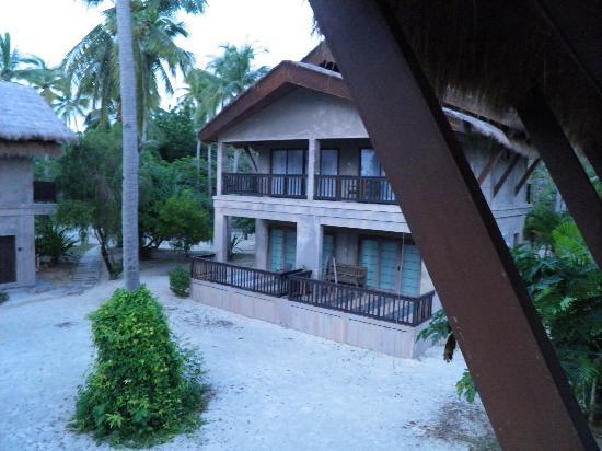 Dos Palmas Island Resort & Spa: Unsere Suite (oben)