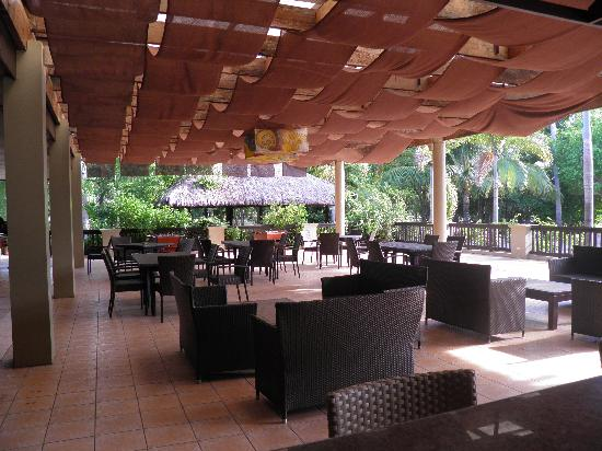 Dos Palmas Island Resort & Spa: Chilloutlounge