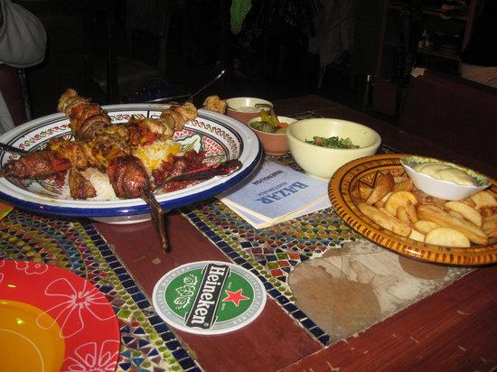 Best Kebab In Amsterdam Halal Review Of Bazar Amsterdam The Netherlands Tripadvisor