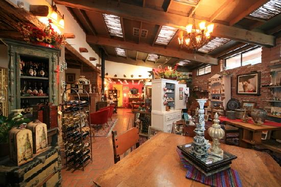 Josefina's Old Gate: Antique Store