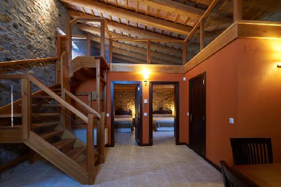 Hotel Mas 1670 : Suite-Apartamento