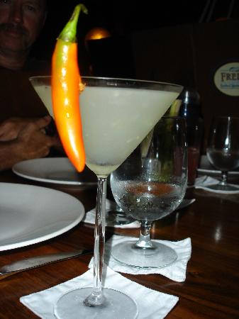 Fred's House: Fred's Martini