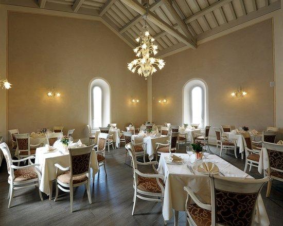 Colle di Val d'Elsa, Italia: Sala Principale