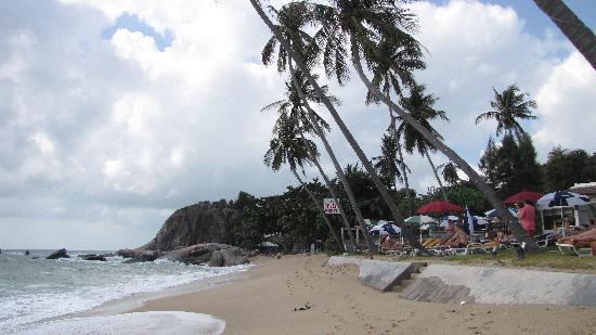 Thai Ayodhya Villas & Spa: la plage face au resort