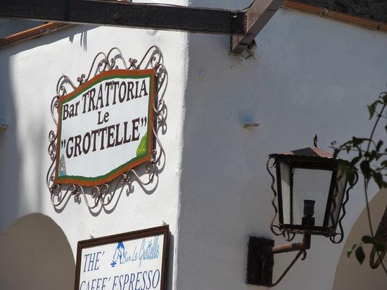 Le Grottelle: Le Grotelle Restaurant - Capri Island, Italy