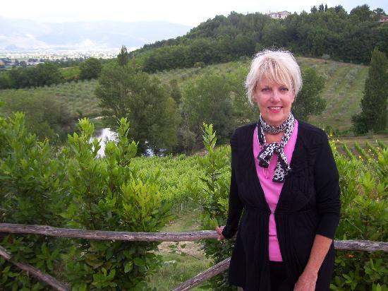 La Tenuta Dei Ricordi: The vineyard