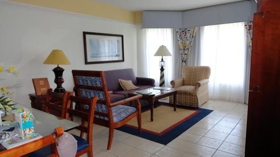 Studio section suite 7409 7411 picture of marriott 39 s - Marriott aruba surf club 2 bedroom villa ...