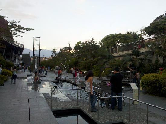 Parque Explora: Outside Interactive Area