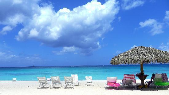 Caribbean Club : The beach