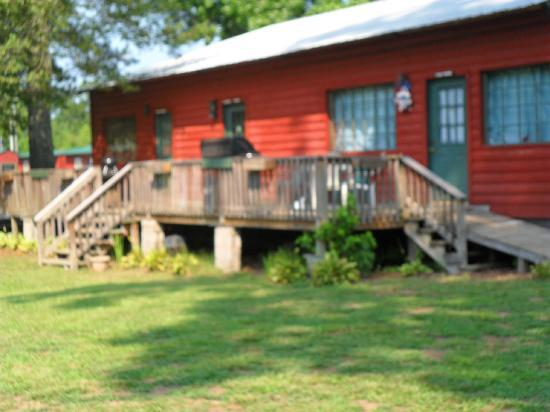 Talladega Creekside Resort: Cabins