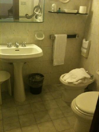 Hotel Villa Liberty: bagno
