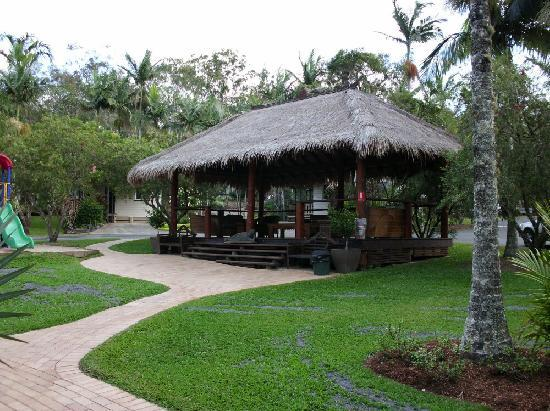 BIG4 Atherton Woodlands Tourist Park : Balinese Cabana