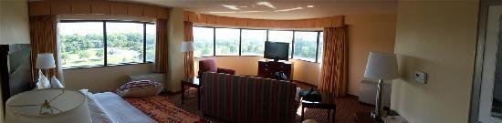 Minneapolis Marriott West: Room 752