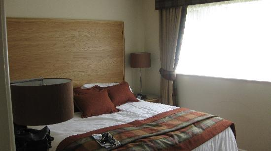 Plas Talgarth Holiday Resort: Master bedroom
