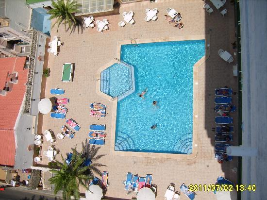 HSM Reina del Mar: swimming pool