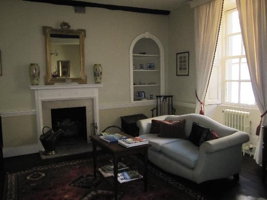 Cantre Selyf: The sitting room