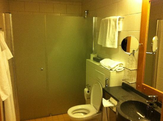 Scandic Tampere City: Badezimmer