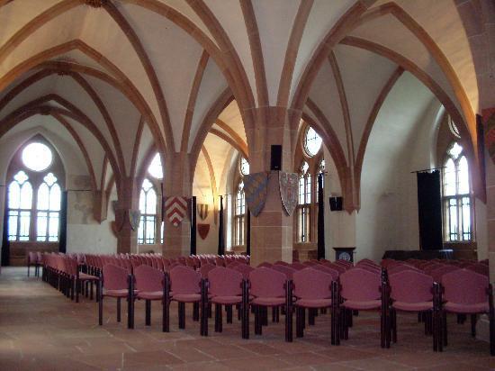 Marburger Landgrafenschloss Museum: Saal
